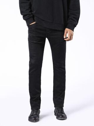 THAVAR SP JOGGJEANS 0677N, Black Jeans