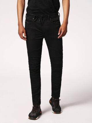 BAKARI JOGGJEANS 0678E, Black