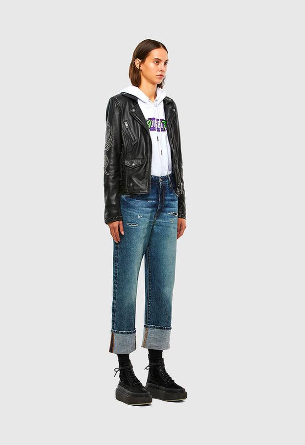 D-Reggy 0079P, Dark Blue - Jeans