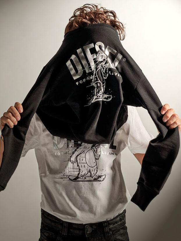 SBEAR-TSE, Black - Sweaters