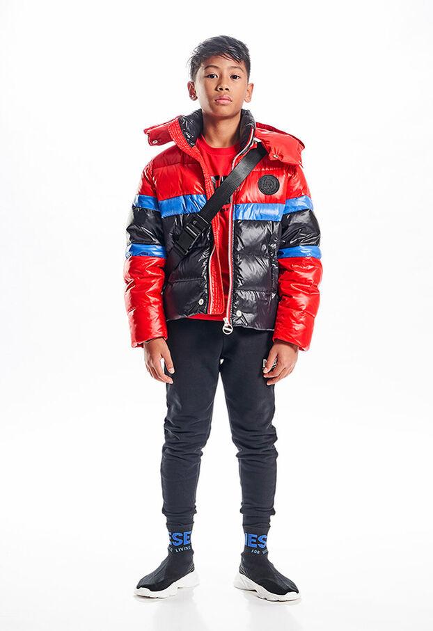 JMARTOS, Red/Black - Jackets