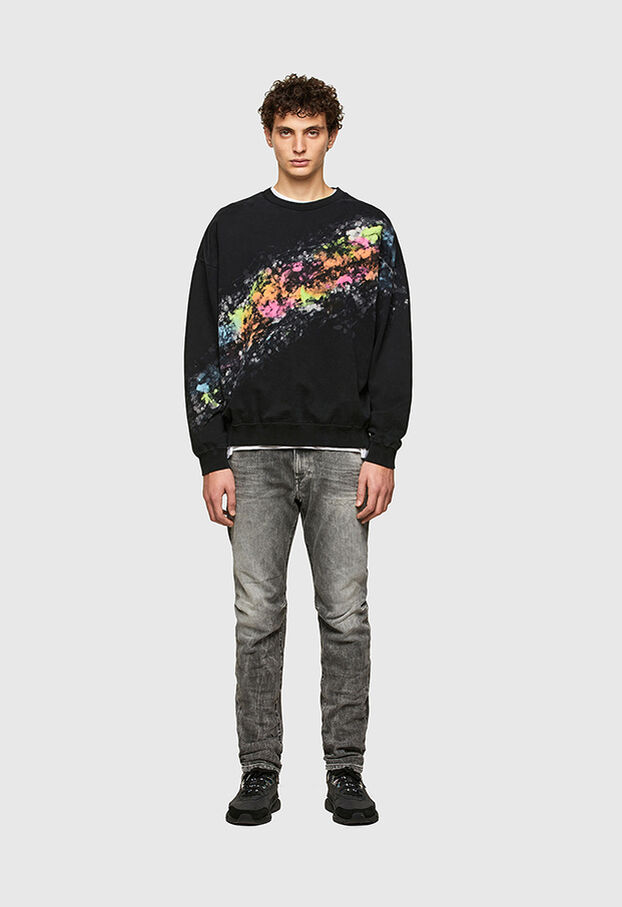 D-Strukt 009MY, Light Grey - Jeans