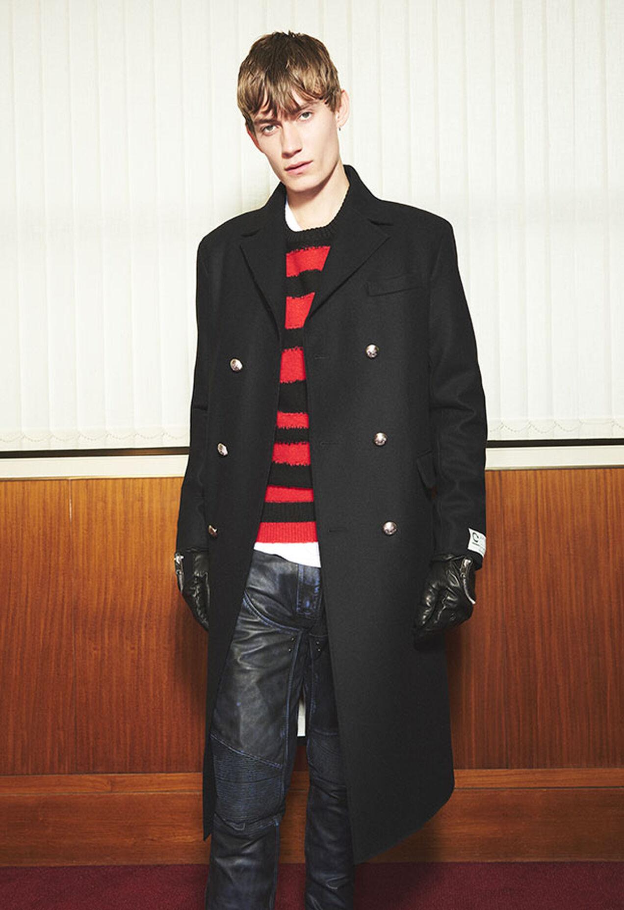 W-ODER, Black - Winter Jackets