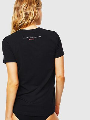UFTEE-SILY-INT, Black - T-Shirts