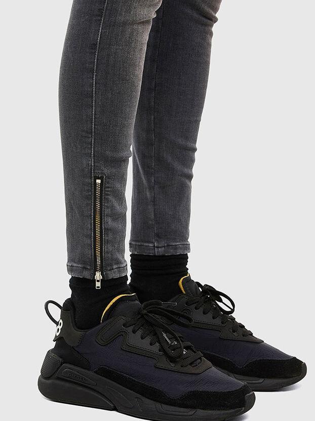 Slandy Low 069MY, Black/Dark grey - Jeans