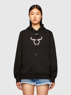 CL-S-GIRK-HOOD-O, White - Sweaters
