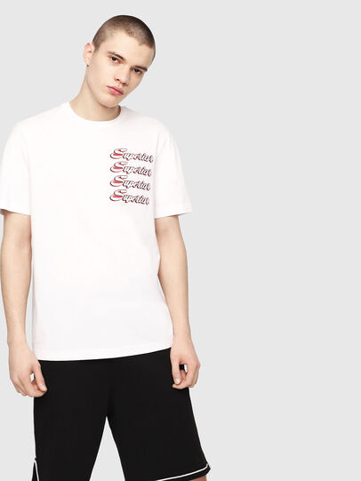 Diesel - T-JUST-Y13,  - T-Shirts - Image 1
