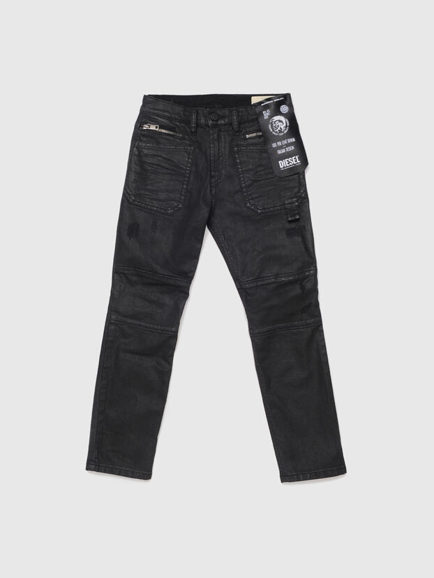 D-PHORMER-J, Black/Dark grey - Jeans