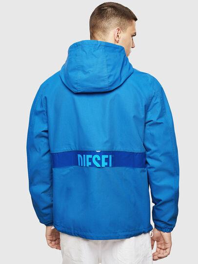 Diesel - J-LINE, Blue - Jackets - Image 3