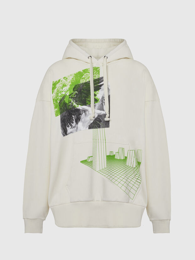 S-ALBY-X2, White - Sweaters