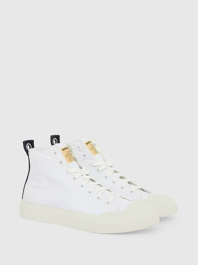 Diesel - S-ASTICO MCF, White - Sneakers - Image 2
