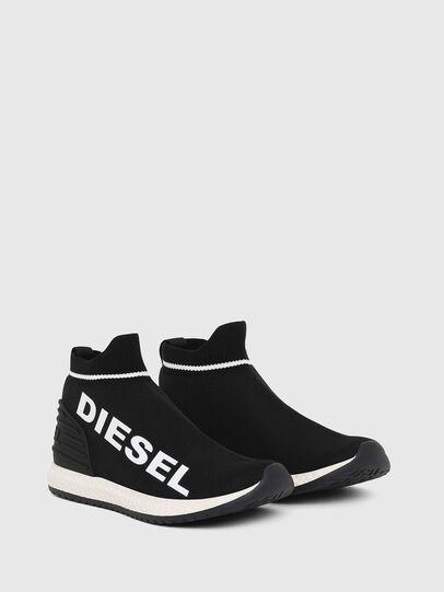 Diesel - SLIP ON 03 LOW SOCK,  - Footwear - Image 3