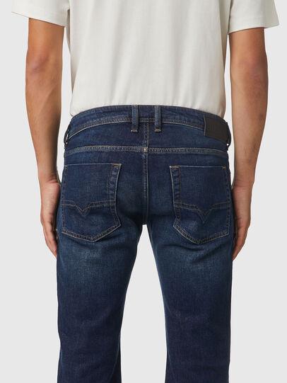 Diesel - Zatiny 009HN, Dark Blue - Jeans - Image 4