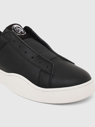 Diesel - S-CLEVER SO, Black/White - Sneakers - Image 4