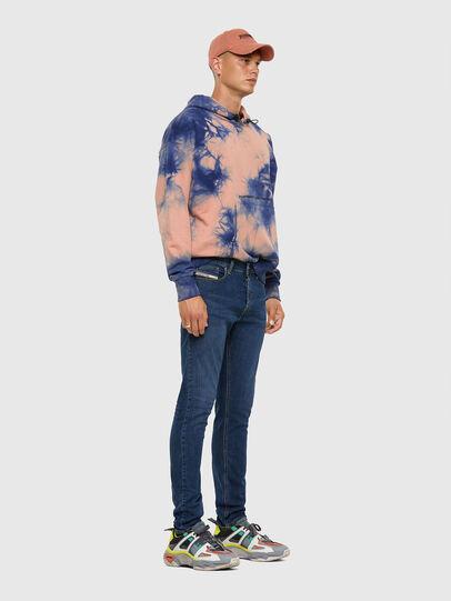 Diesel - D-Luster 009DG, Medium blue - Jeans - Image 6
