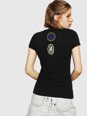 T-SUPERY-G, Black - T-Shirts
