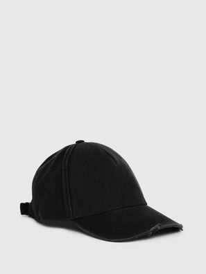 C-MAXI-C, Black - Caps