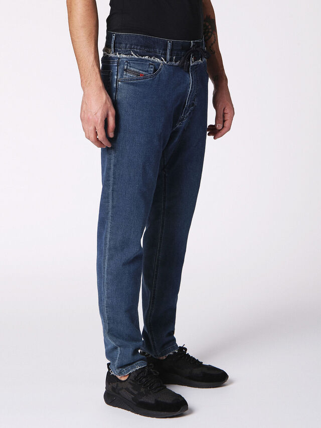 NARROT CBW JOGGJEANS 084PS, Blue Jeans