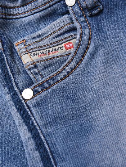 Diesel - KROOLEY-B-N JOGGJEANS, Light Blue - Jeans - Image 3