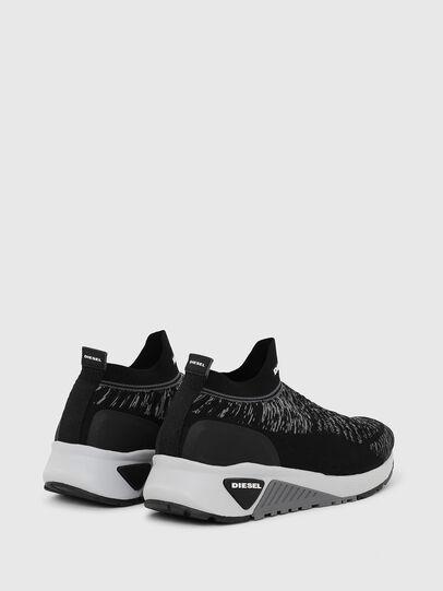 Diesel - S-KB ATHL SOCK II, Black - Sneakers - Image 3