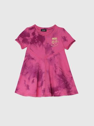 DONDOTDB-R, Pink - Dresses