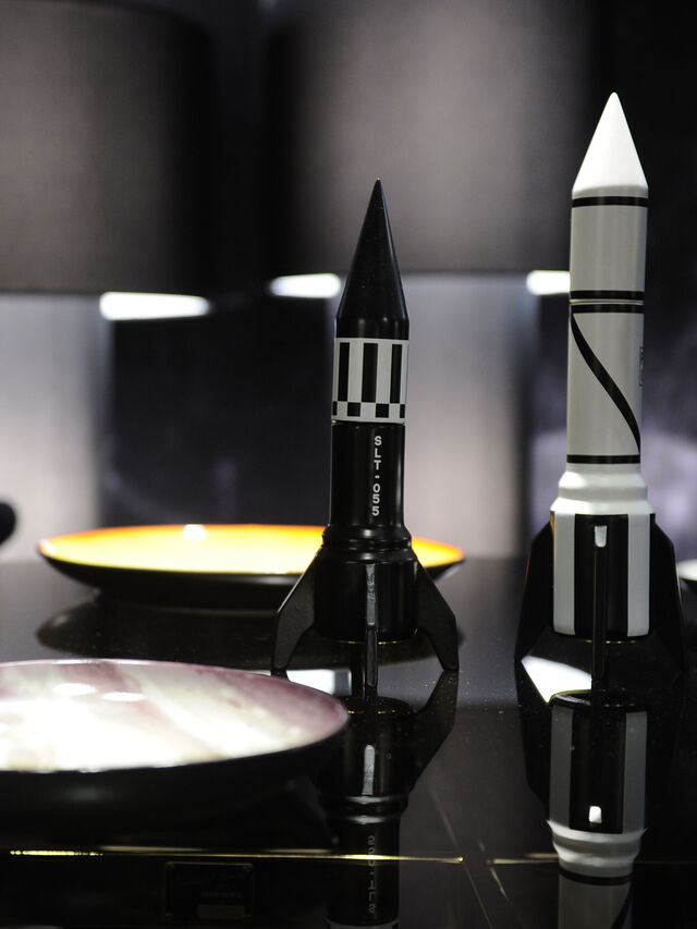Diesel - 10968 COSMIC DINER, Black - Home Accessories - Image 3