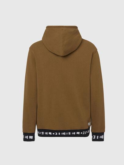 Diesel - UMLT-BRANDON, Light Brown - Sweaters - Image 2