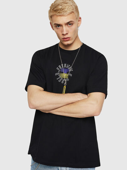 Diesel - T-JUST-Y19,  - T-Shirts - Image 1