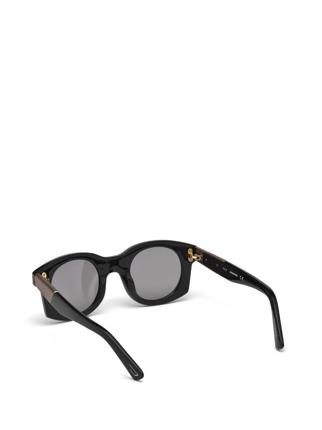 Diesel DL0226, Black - Eyewear - Image 5