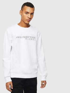 S-CORY, White - Sweaters