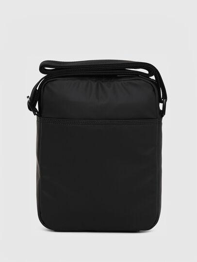 Diesel - F-BOLD SMALL CROSS, Black - Crossbody Bags - Image 2