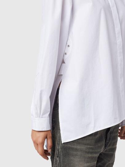 Diesel - C-EILENES, White - Shirts - Image 3