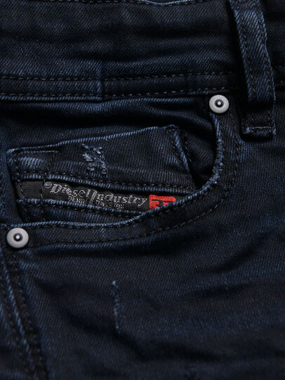 Diesel - SLEENKER-J-N, Dark Blue - Jeans - Image 3
