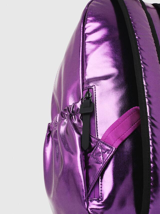 Diesel - F-BOLD BACK II, Lilac - Backpacks - Image 4