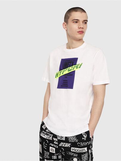 Diesel - T-JUST-Y7,  - T-Shirts - Image 1