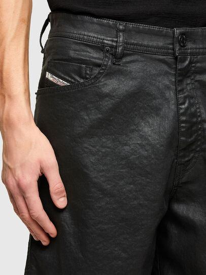 Diesel - D-WILLOH-X-SP JOGGJEANS, Black - Shorts - Image 3