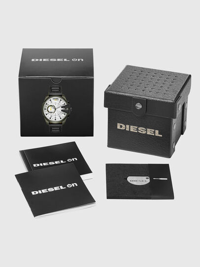 Diesel - DT1012, Black - Smartwatches - Image 4