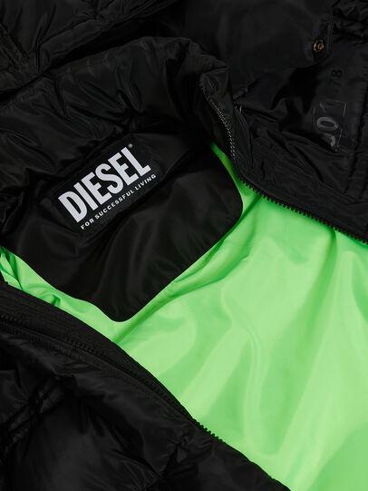 Diesel - W-RUSSELL-LONG, Black - Winter Jackets - Image 8
