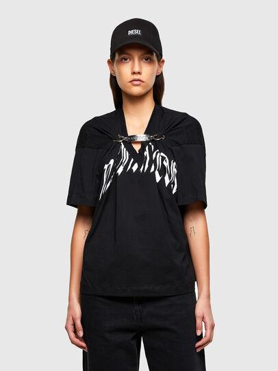 Diesel - T-ALHOOK,  - T-Shirts - Image 1