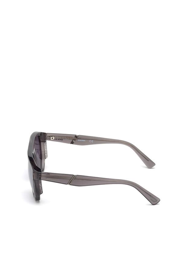 Diesel DL0255, Grey - Eyewear - Image 3