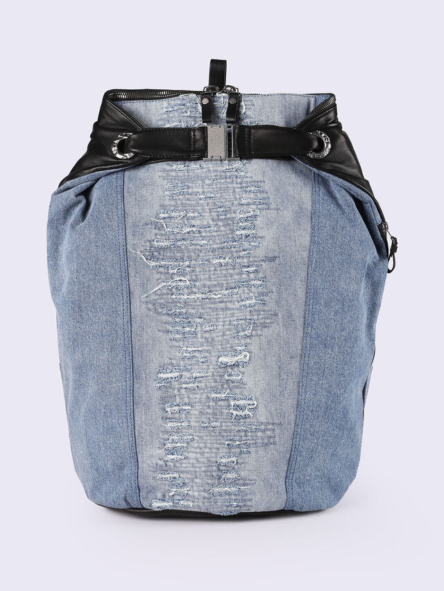 M-MOHICANEYE BACK, Blue jeans