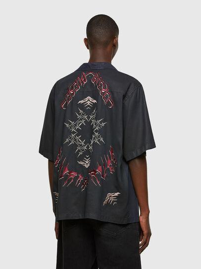 Diesel - D-MITCH-SP, Black - Shirts - Image 2