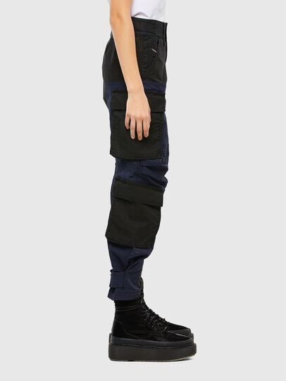 Diesel - D-Kiki JoggJeans® 009KM, Black/Dark grey - Jeans - Image 3