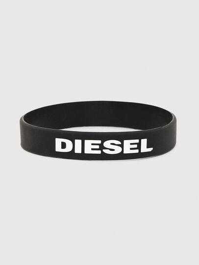 Diesel - A-TEXT, Black - Bijoux and Gadgets - Image 1