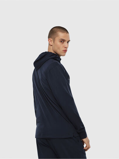 Diesel - UMLT-JIMMY, Night Blue - T-Shirts - Image 2