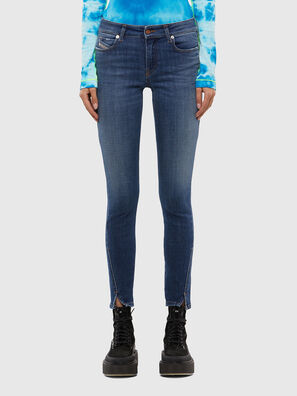 D-Jevel 009JK, Medium blue - Jeans