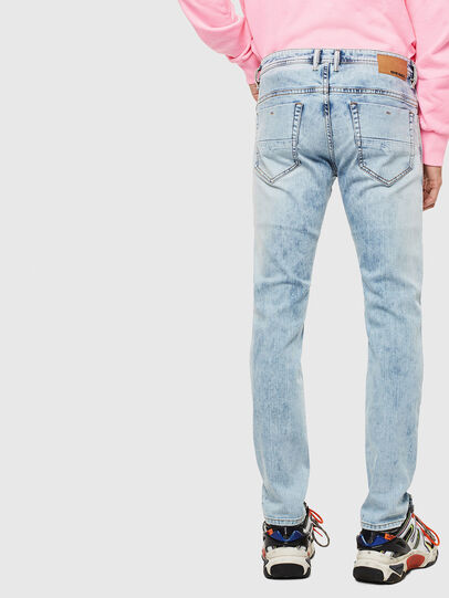 Diesel - Thommer 0096C, Light Blue - Jeans - Image 2