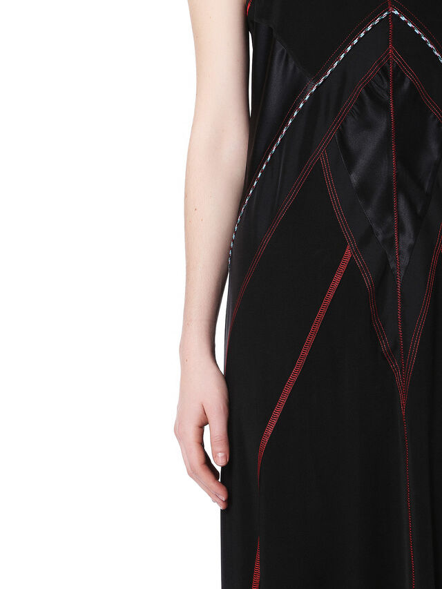 Diesel - DELPHIC, Black - Dresses - Image 7
