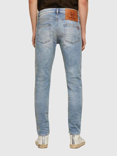 Diesel - D-Strukt JoggJeans® 069UU, Light Blue - Jeans - Image 2