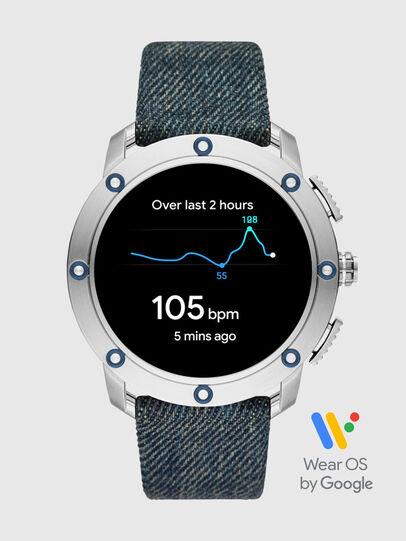 Diesel - DT2015, Blue Jeans - Smartwatches - Image 7